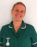 Jenny Haley, nurse at Clifton Villa Veterinary Surgery