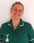 Jenny Haley, nurse at Clifton Villa Veterinary Surgery