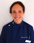Ruth Wickens, vet at Clifton Villa Veterinary Surgery