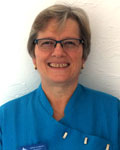 Sheila Gibson, support team at Clifton Villa Veterinary Surgery
